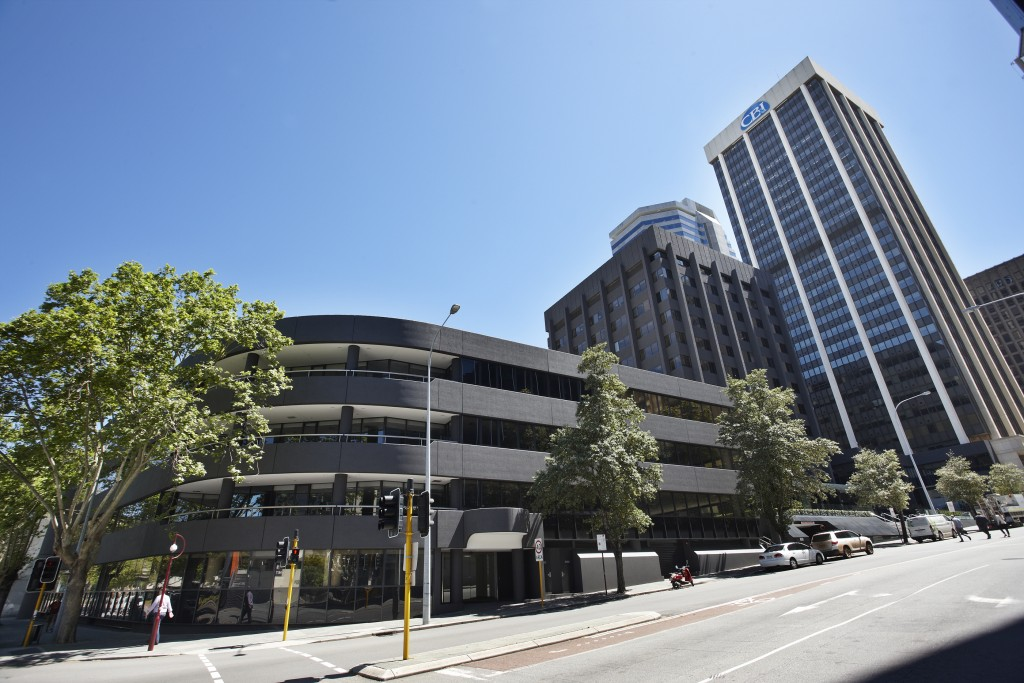 Mill green 1 mill st perth for 197 st georges terrace
